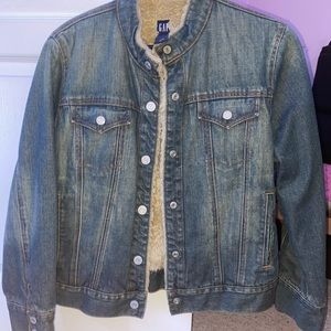 Old school Gaps Jean Jacket